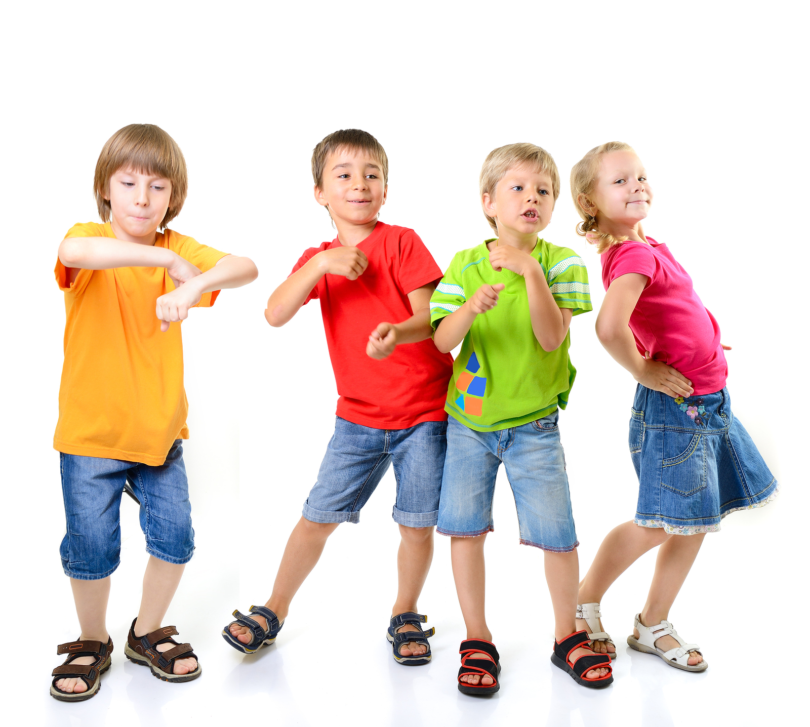 how to dance videos for kids
